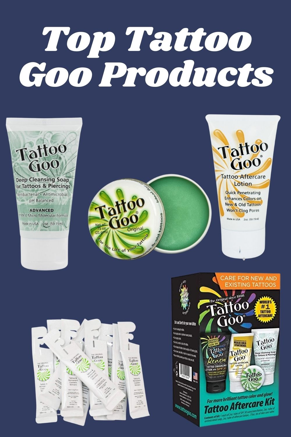 Tattoo Goo Products