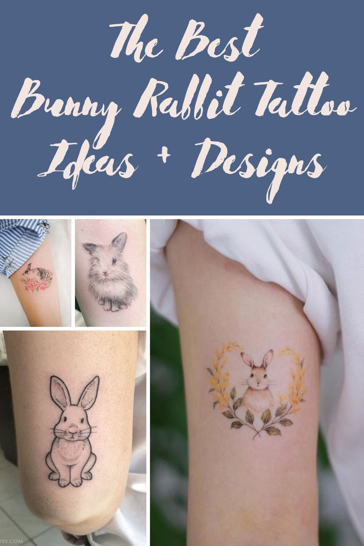 Bunny Tattoos