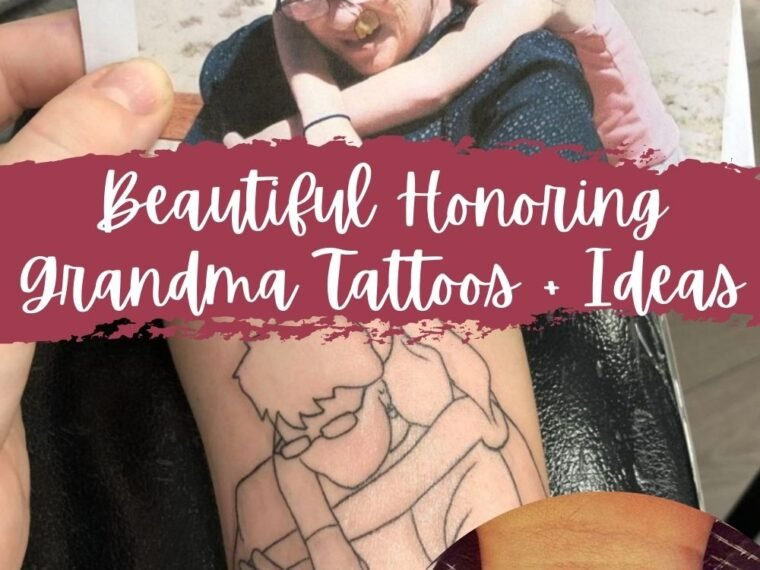 Grandma Tattoos