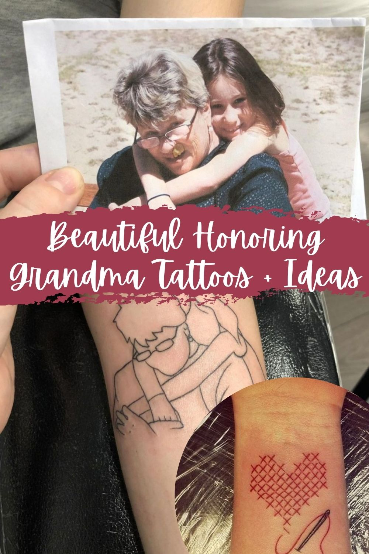 Grandma Tattoos