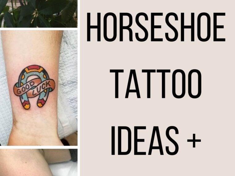 Horseshoe Tattoo