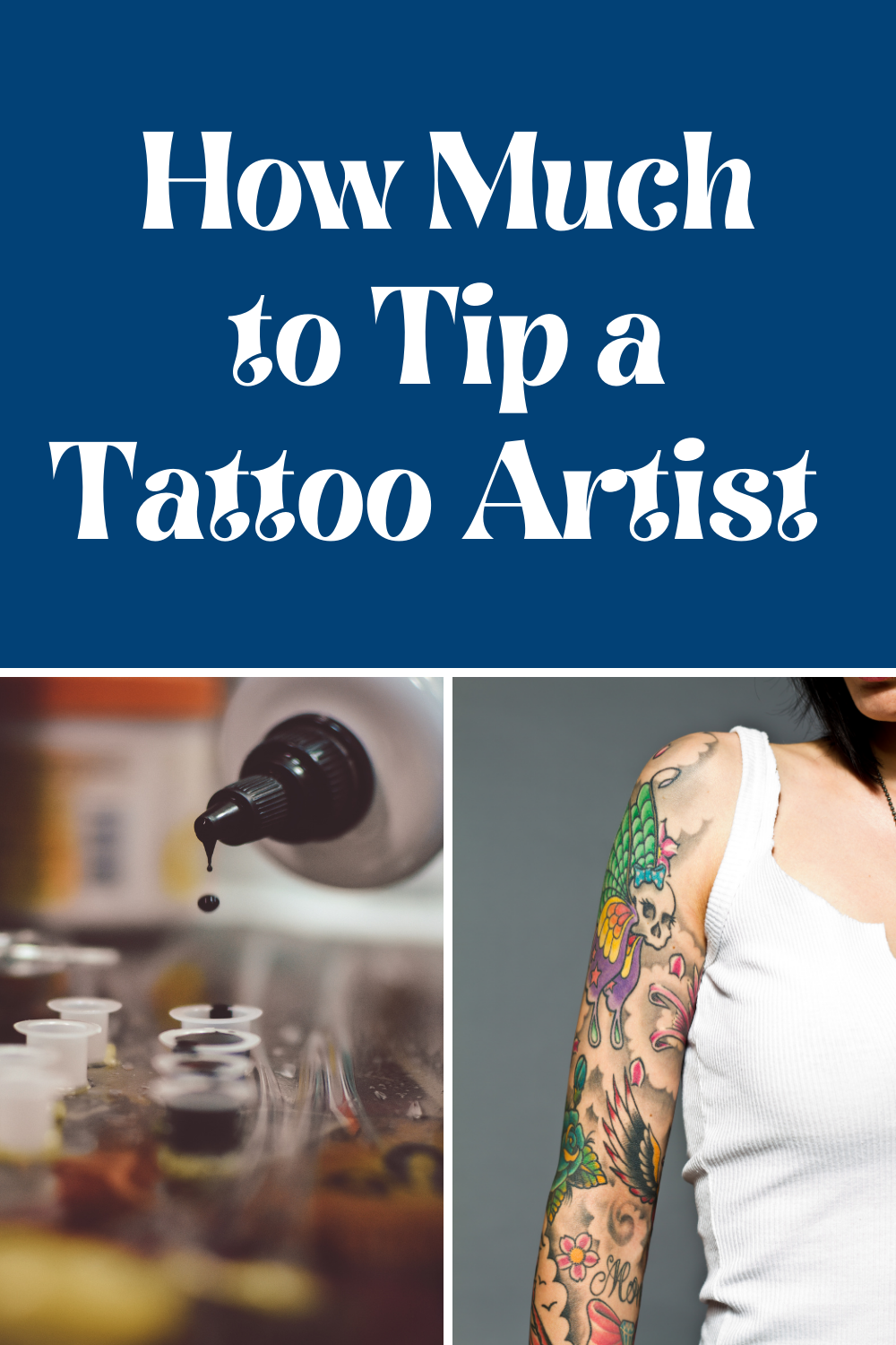 How Much to Tip Tattoo Artist