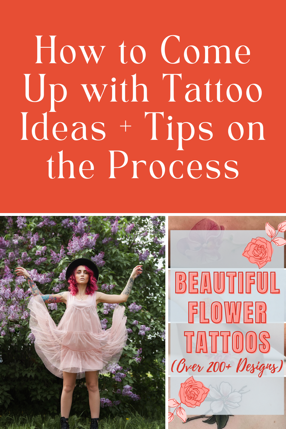 How to come up with tattoo ideas