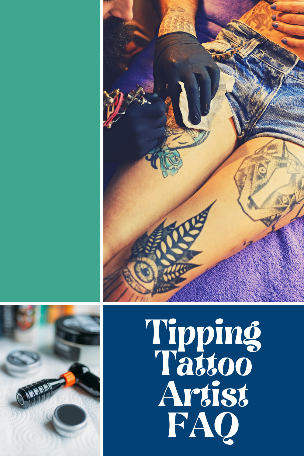 Tipping FAQ For Ink And Tattoos