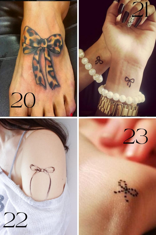 Simple Tattoo Idea