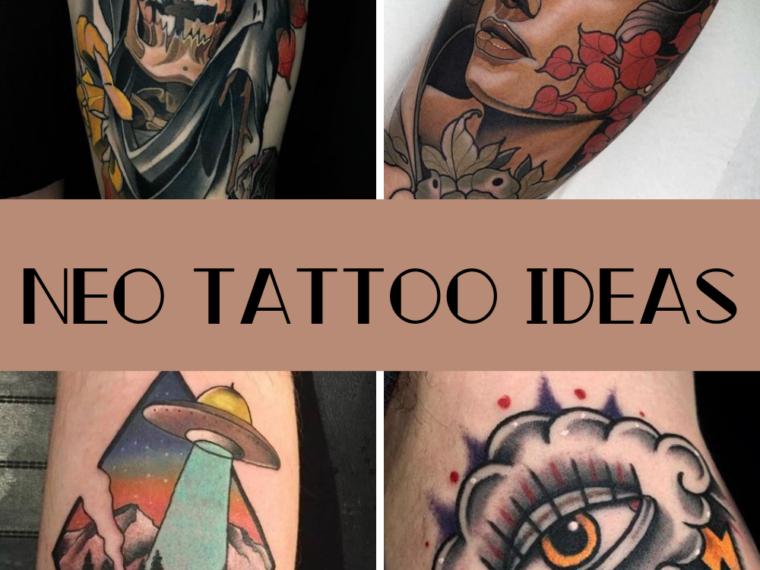 Neo Tattoo Ideas