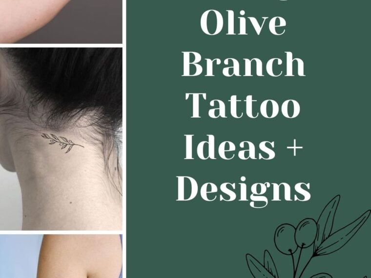Olive Branch Tattoo
