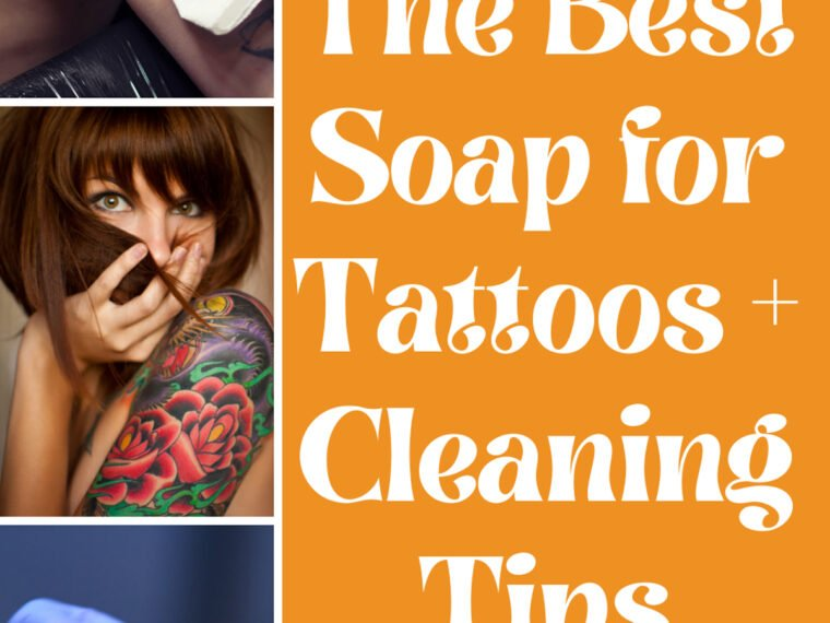Tattoo Cleaning Tips