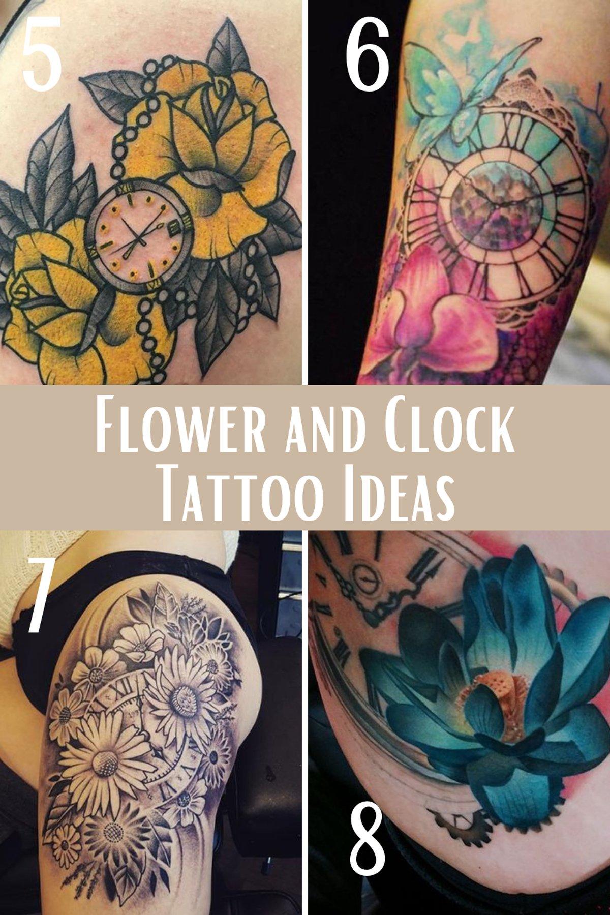 Watercolor Tattoo Ideas