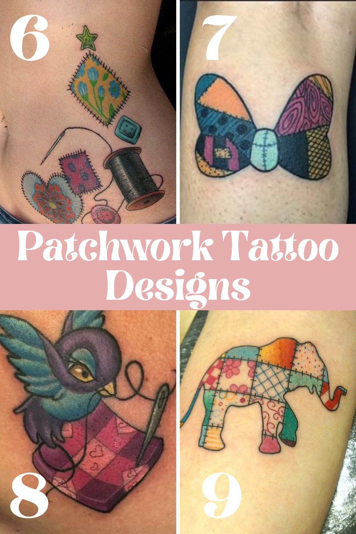 Patchwork Ink Designs