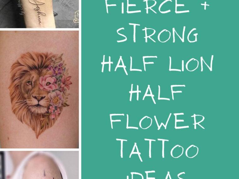 Fierce Tattoo Inspiration