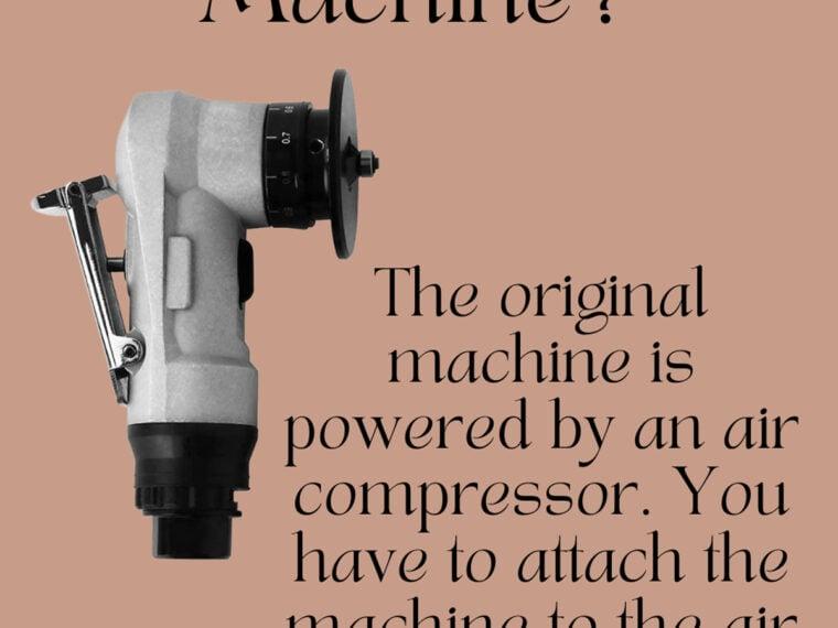 Pneumatic Tattoo Machine