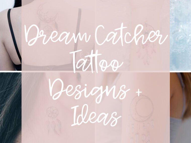 Dream Catcher Tattoo Ideas