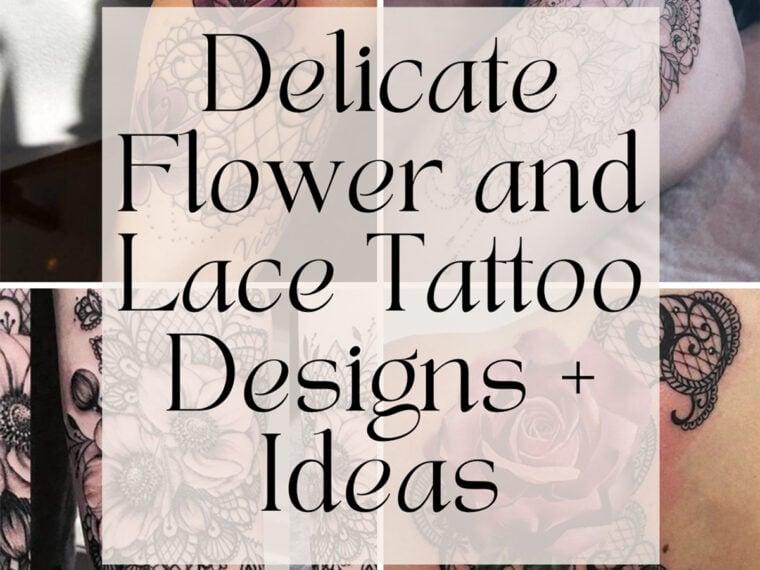 Floral Tattoo Designs