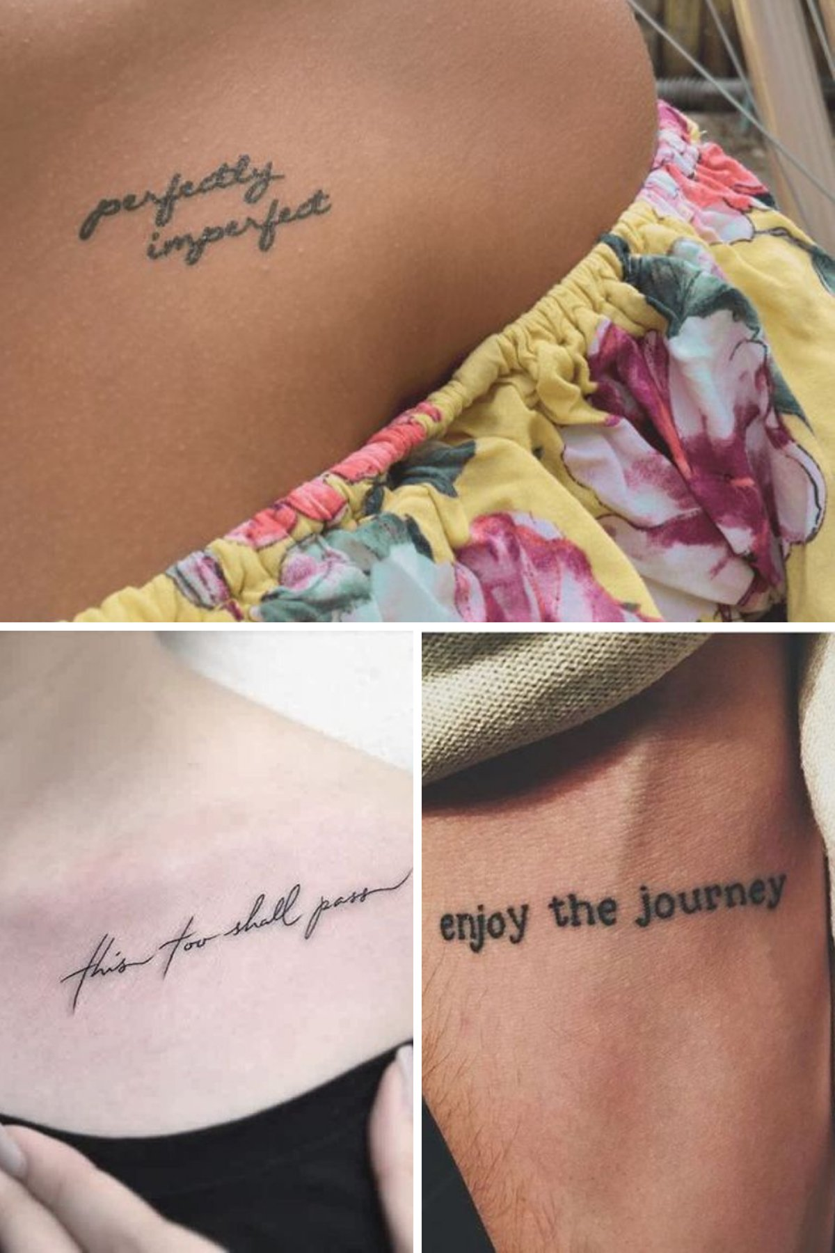 Meaningful Tattoo Phrases
