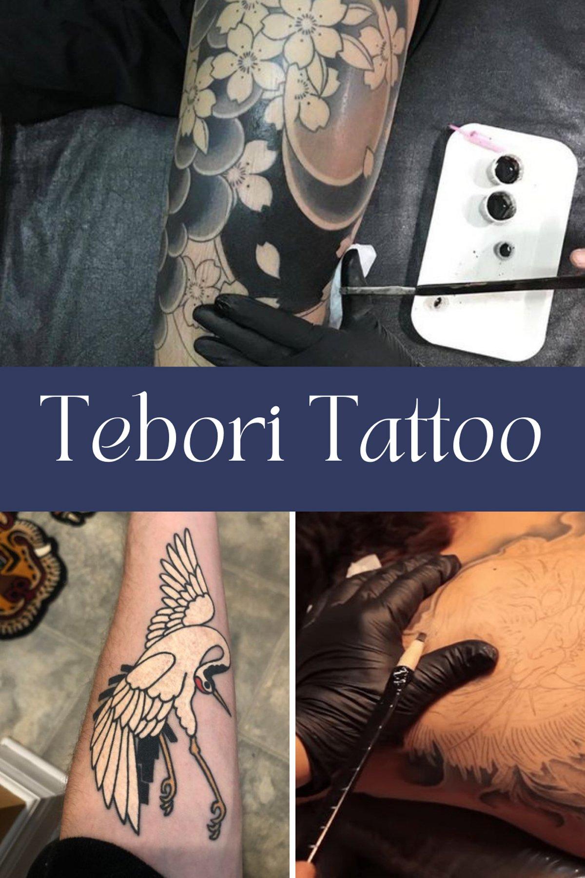 Tebori Tattoo Designs