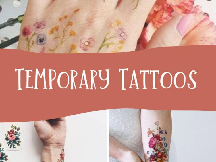 Temporary Tattoo Ideas