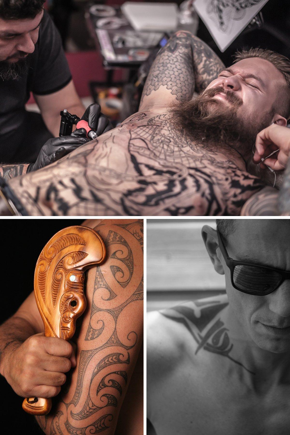 Tribal Tattoo Styles & Designs