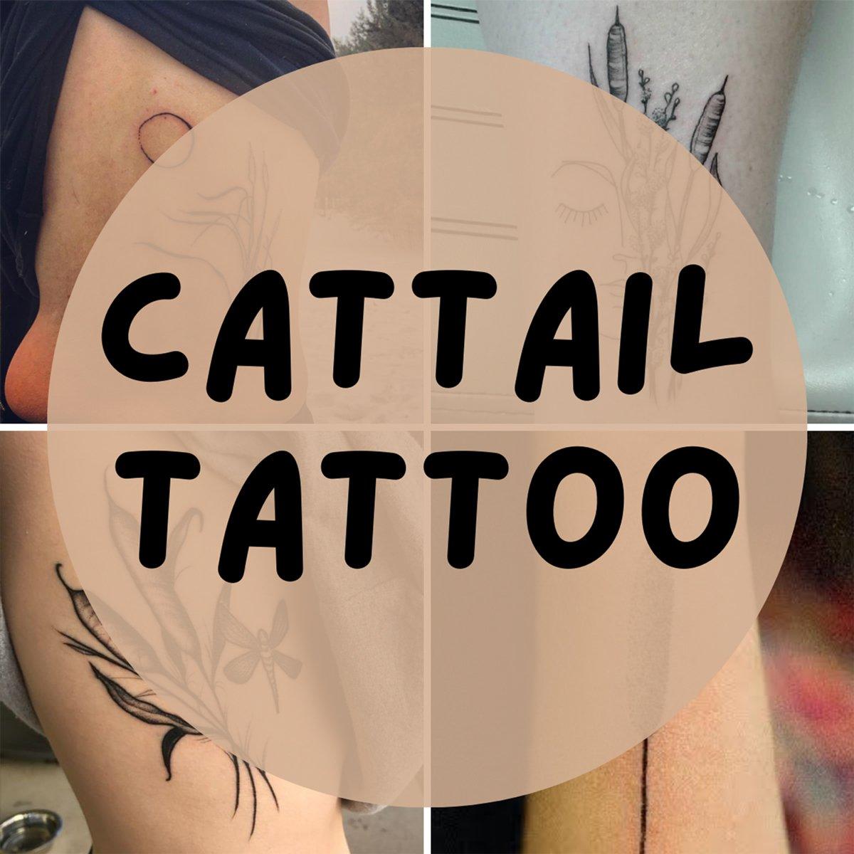 Cattail Tattoo