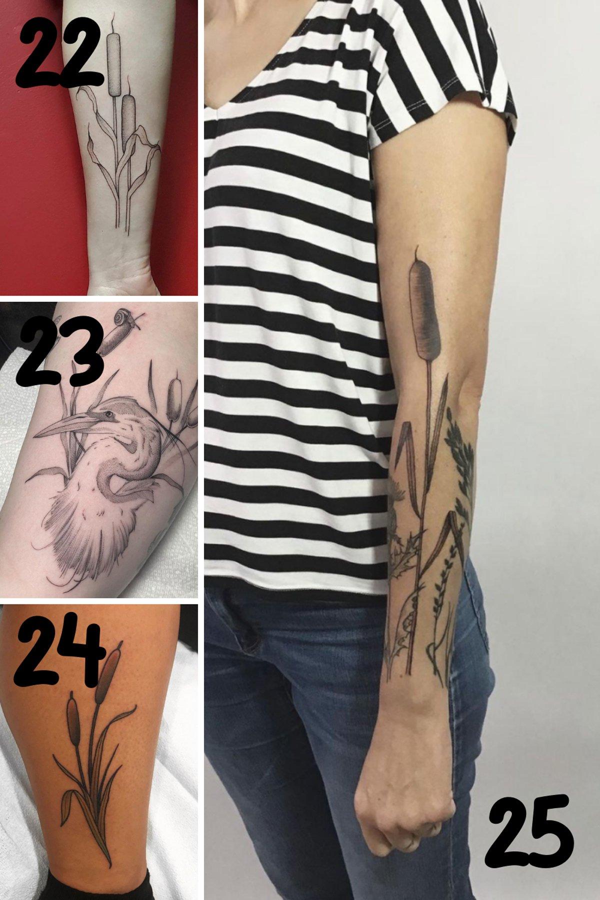 Long Arm Plant Designs