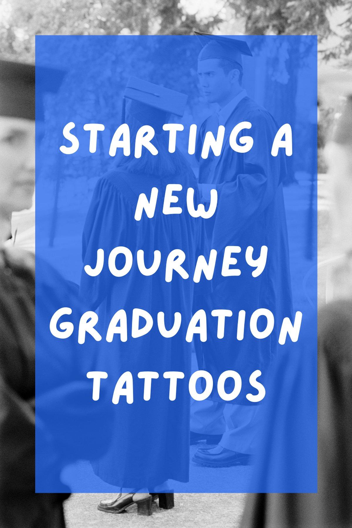 Graduation Tattoos