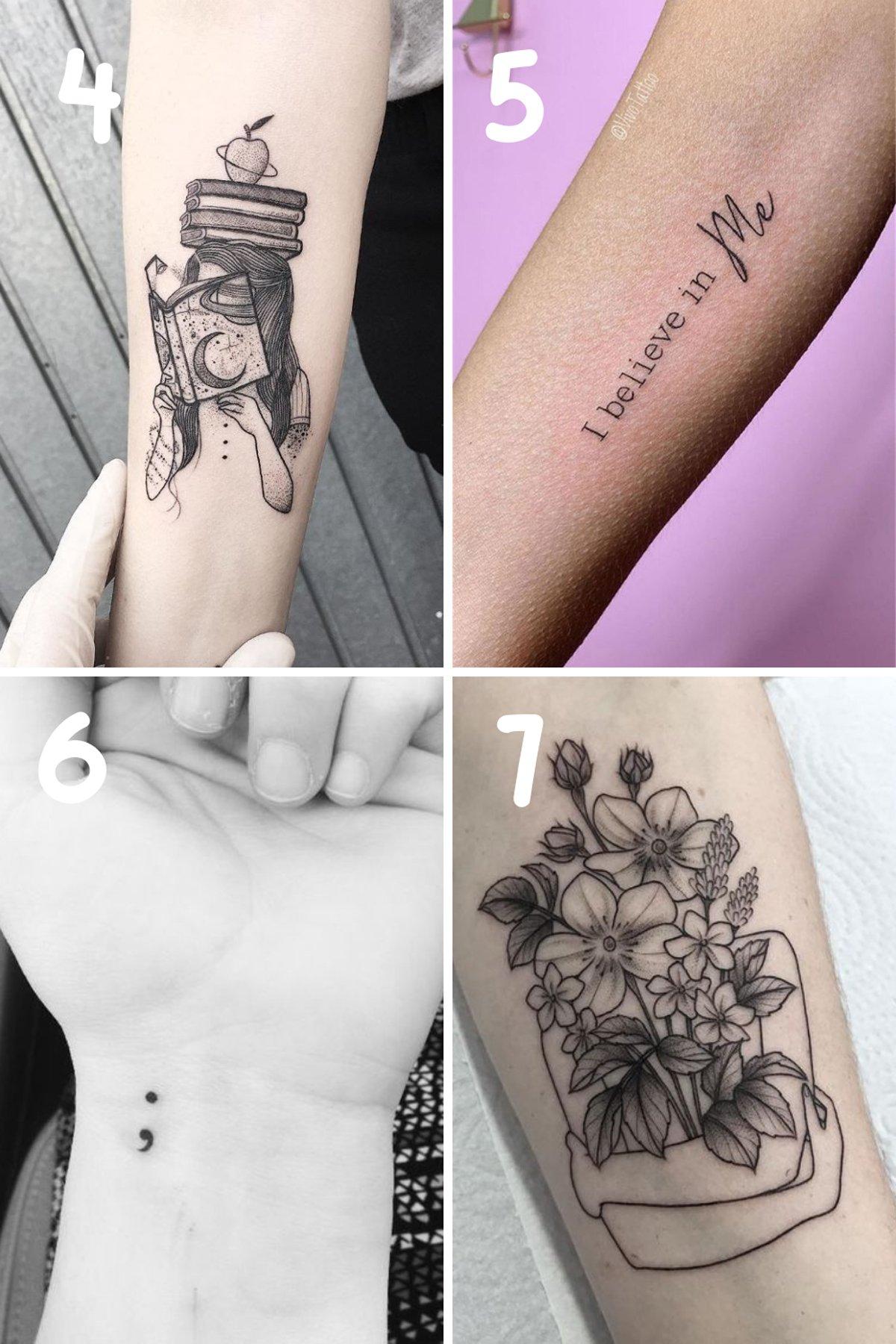 Graduation Tattoo Designs