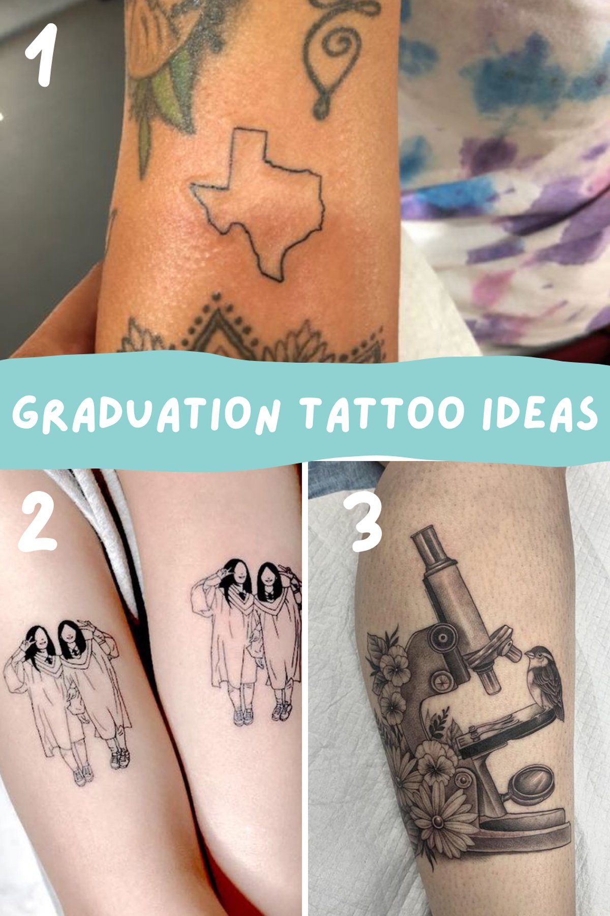 New Beginning Tattoo ideas for grads