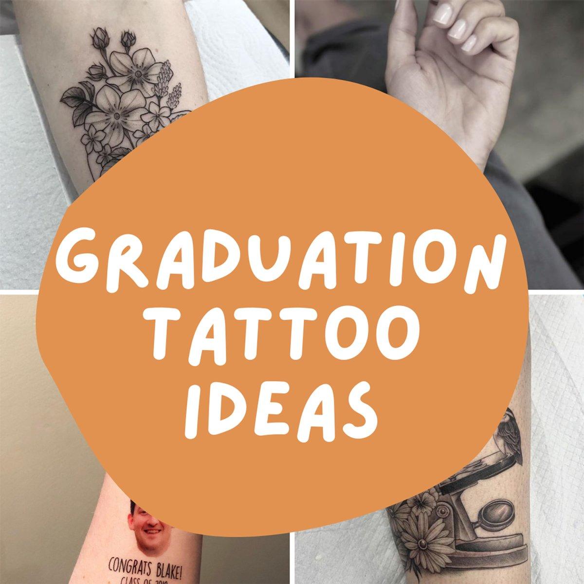Graduation Tattoo Ideas