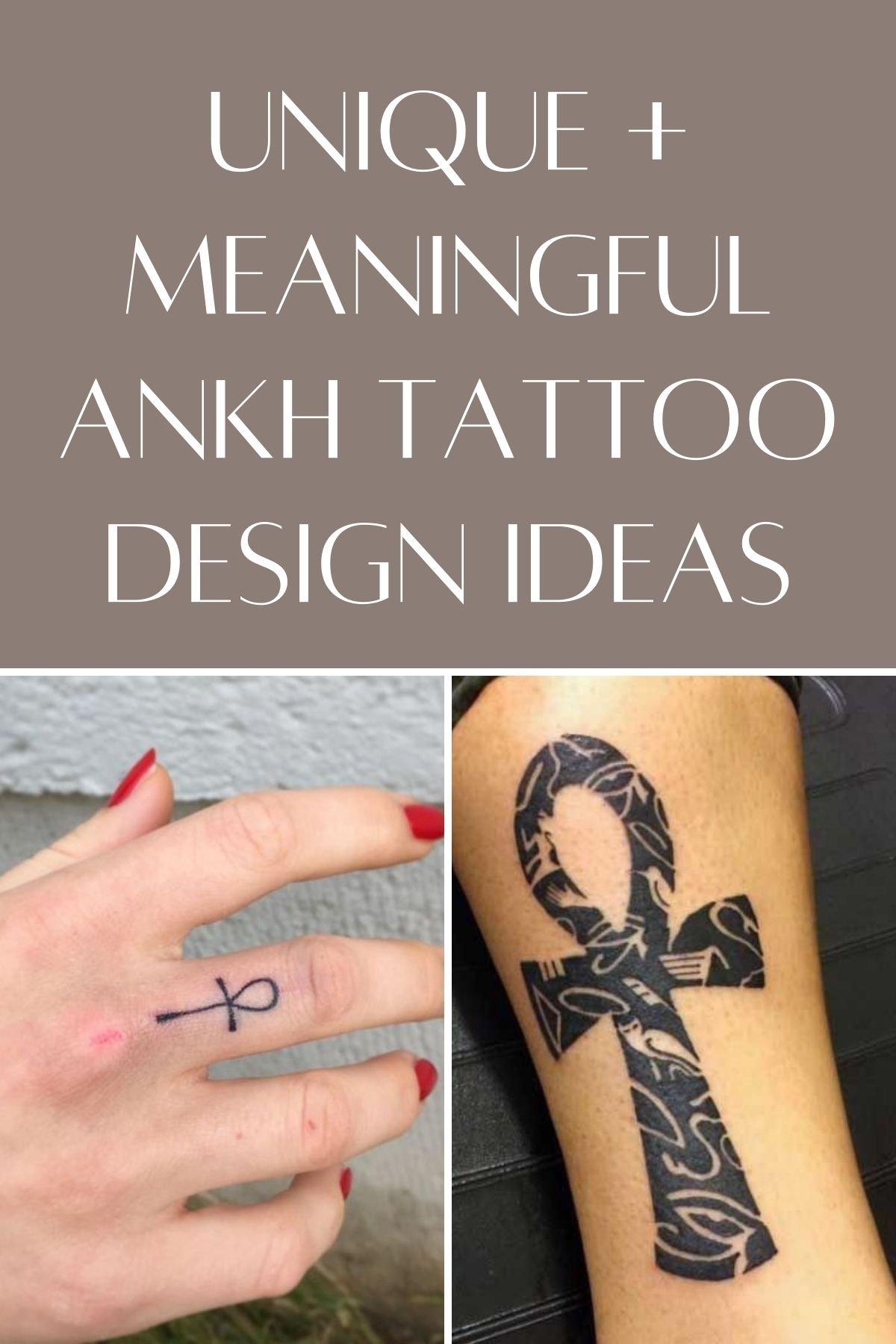 Ankh Design