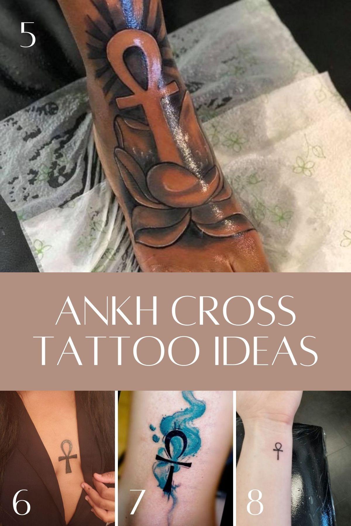 Ancient Religious Symbol Tattoos