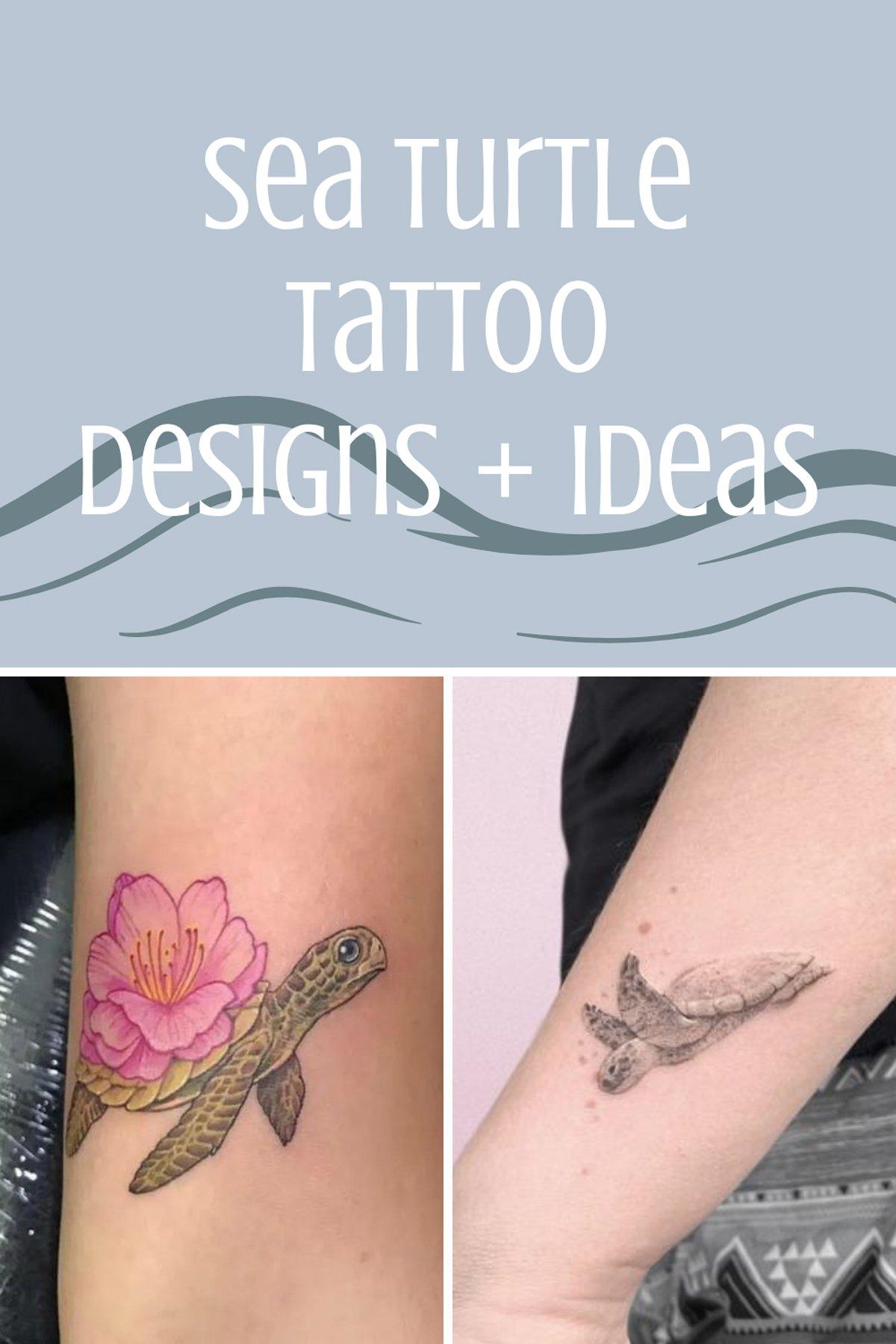 Baby-Sea-Turtle-Tattoo