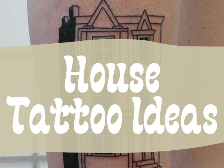 House-Tattoo
