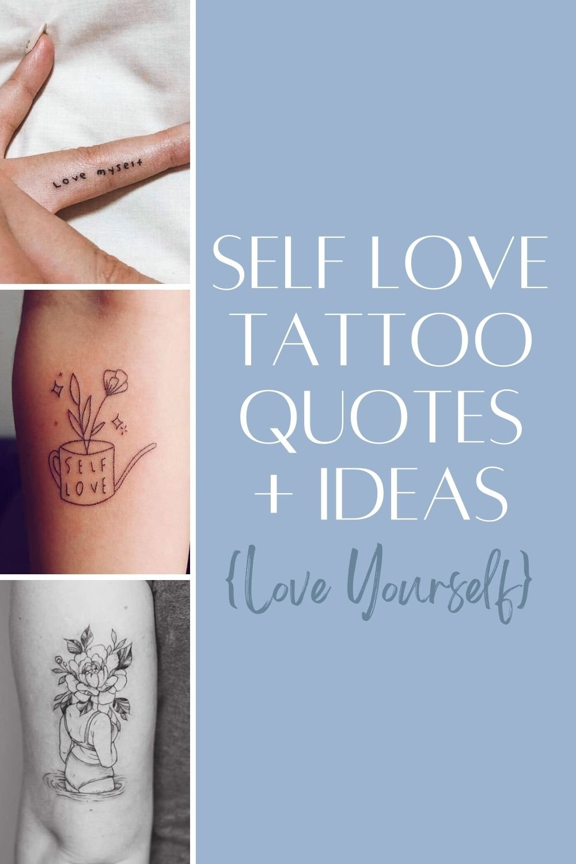 Self Love Ideas