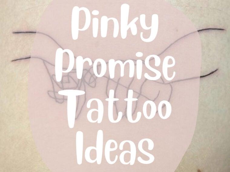 Pinky Promise Tattoo